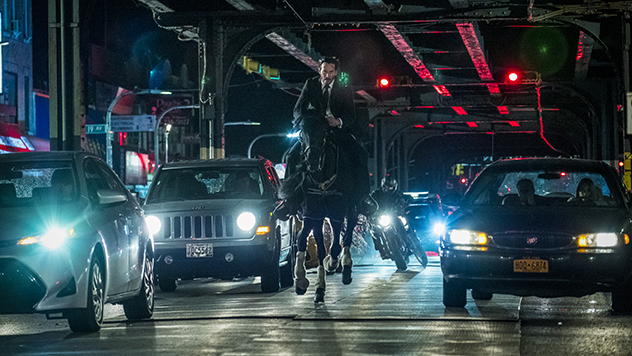 John Wick: Chapter 3 - Parabellum Still
