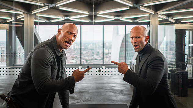 Fast & Furious Presents: Hobbs & Shaw Still
