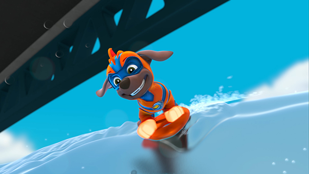Paw Patrol: Mighty Pups Still