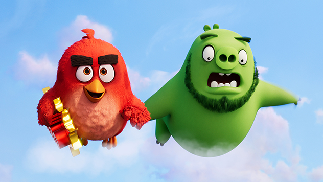 The Angry Birds Movie 2 Still