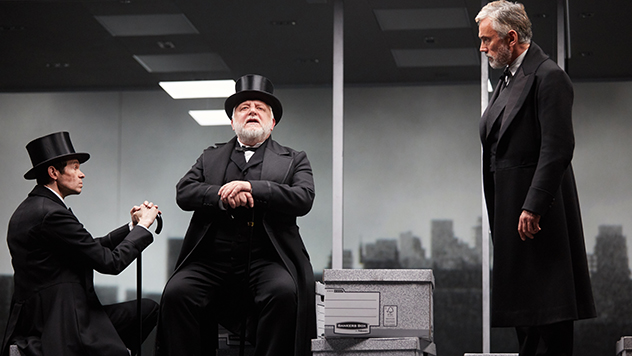 National Theatre Live: The Lehman Trilogy Still