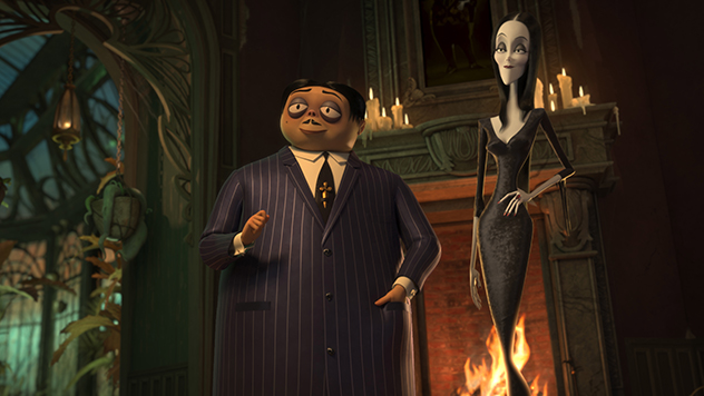 The Addams Family Still
