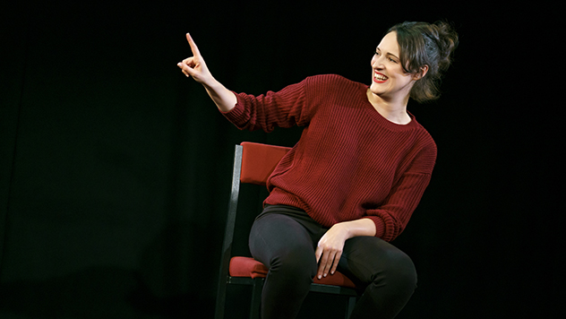 National Theatre Live: Fleabag Still
