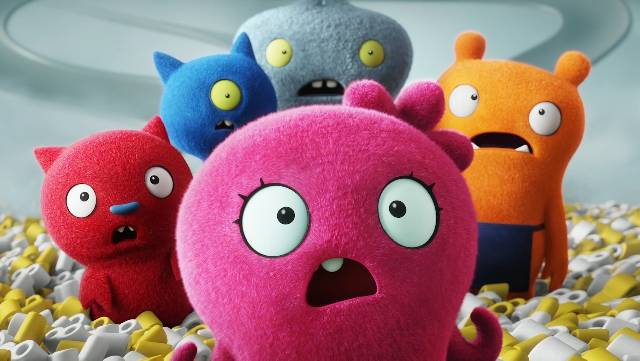 watch UGLYDOLLS trailer