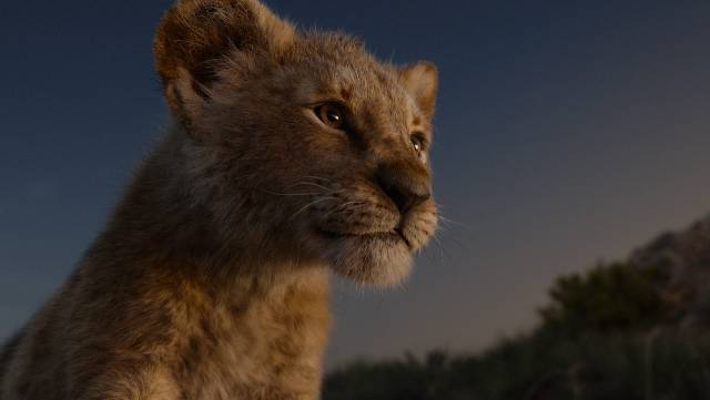 watch THE LION KING trailer