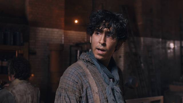watch THE PERSONAL HISTORY OF DAVID COPPERFIELD trailer