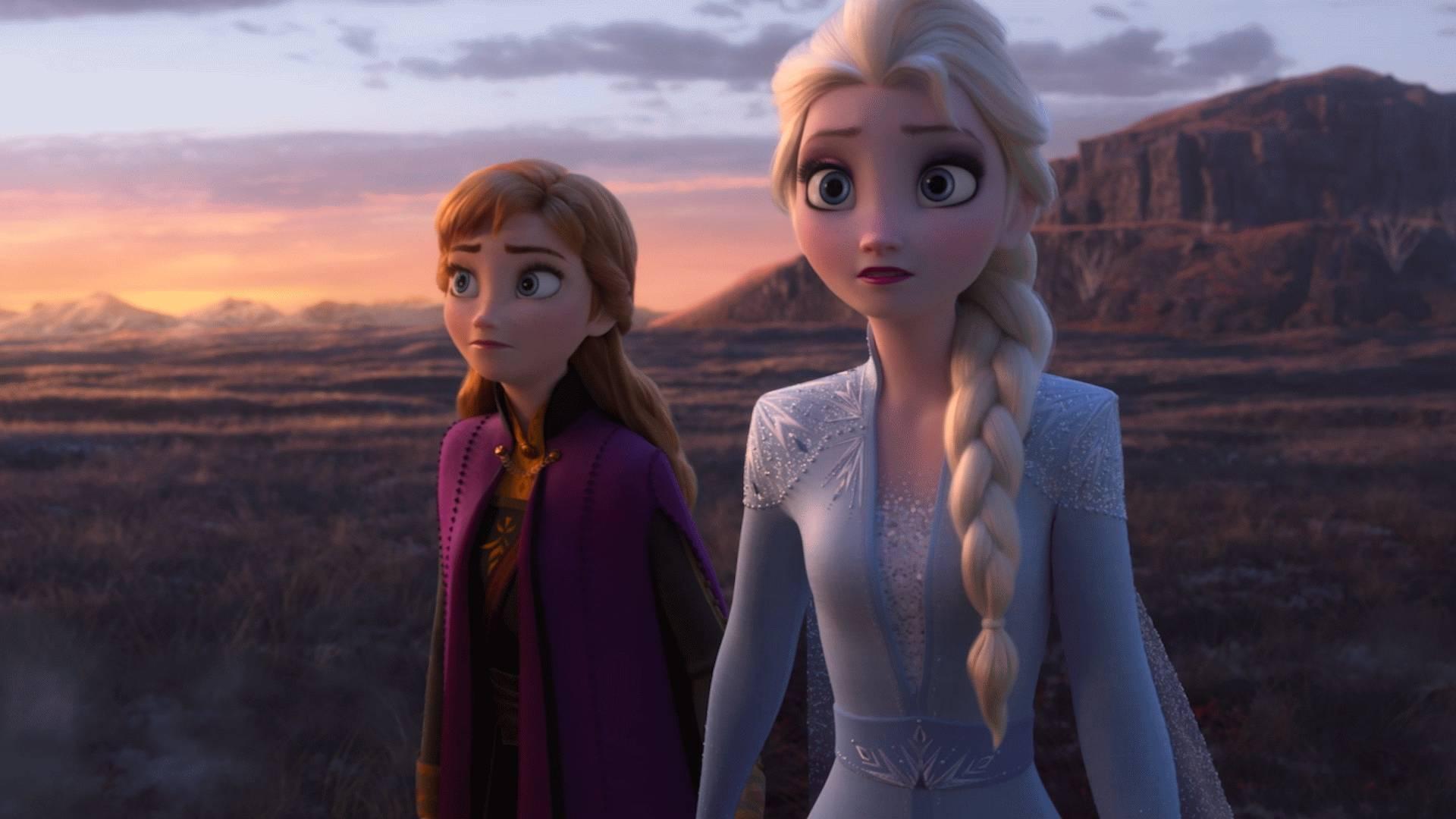 Disney anuncia pré-estreia de Frozen 2 na CCXP19